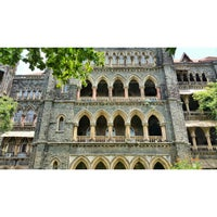 Photo taken at Bombay High Court by Demos B. on 8/26/2015