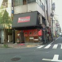 Photo taken at 博多長浜屋台 やまちゃん 銀座店 by Mitsugi(貢) K. on 8/15/2011