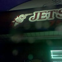 Photo taken at Jet's Pizza by Joe S. on 8/25/2011
