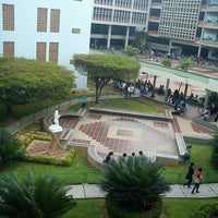 Photo taken at Universidad Rafael Belloso Chacín (URBE) by Paul P. on 3/22/2012
