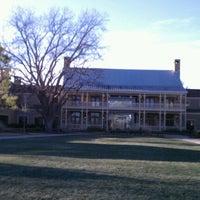Photo taken at Hyatt Regency Lost Pines Resort & Spa by Robert E. on 1/19/2013