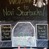Photo taken at Starbucks by Joe S. on 1/1/2013