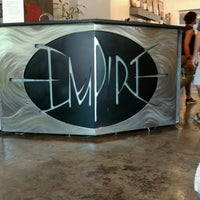 Photo taken at Empire Hair Studio by Craig B. on 9/13/2016