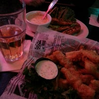Photo taken at Jimmy's Food & Drink by Angela P. on 3/16/2013