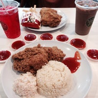 Photo taken at KFC by Miera S. on 12/15/2016