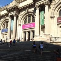 Photo taken at Metropolitan Museum of Art by Vinícius L. on 6/26/2013