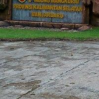 Photo taken at Museum Lambung Mangkurat Banjarbaru by NadiA on 3/18/2014