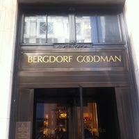 Photo taken at Bergdorf Goodman by Heloisa M. on 4/6/2013