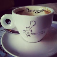 Photo taken at Café Tabaco by Rafaela P. on 10/1/2012