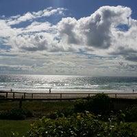 Photo taken at Paros on the Beach Apartments by Raylthon A. on 2/26/2014