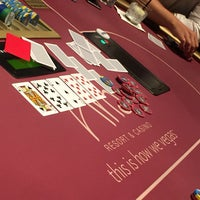 Photo taken at Aria Poker Room by Lucas D. on 7/8/2016