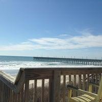 Photo taken at Daddy Mac's Beach Grille by Antoniette M. on 3/10/2013
