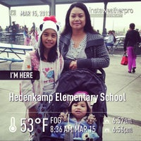 Photo taken at Anne & William Hedenkamp Elementary by Chuck @. on 3/15/2013