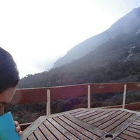 Photo taken at Laban Rata by Farahin A. on 4/5/2016