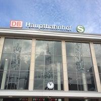 Photo taken at Dortmund Hauptbahnhof by でい か. on 9/28/2012