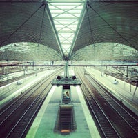Photo taken at Station Leuven by David S. on 4/15/2013