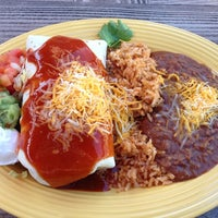 Photo taken at Cocina Cucamonga Mexican Grill by Raúl H. on 12/10/2012