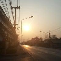 Photo taken at โรงเรียนนวมราชานุสรณ์ จ.นครนายก by Pia &. on 2/18/2014