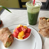 Photo taken at Liv Deli & Smoothie by Nick L. on 2/5/2013