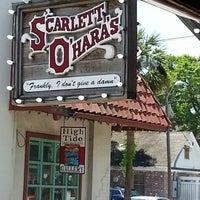 Photo taken at Scarlett O'Hara's by Amanda P. on 4/23/2013