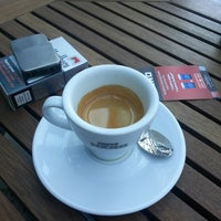 Photo taken at Caffè Nero by Selcuk T. on 7/23/2013