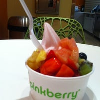 Photo taken at Pinkberry by Phillip T. on 3/20/2013