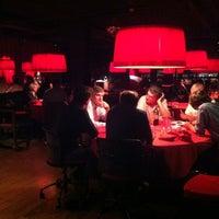 Photo taken at Dopo by Ricardo P. on 10/26/2012