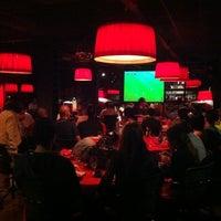 Photo taken at Dopo by Ricardo P. on 10/7/2012