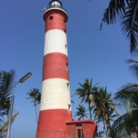 Photo taken at Vizhinjam Lighthouse by Travelure A. on 9/24/2016