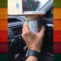 Photo taken at Starbucks by Robbie B. on 7/10/2015