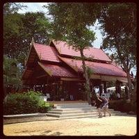 Photo taken at Phi Phi Natural Resort by Justin K. on 2/13/2013