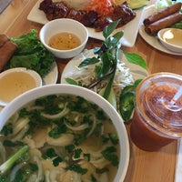 Photo taken at Pho PCH by Pfunk R. on 2/19/2016