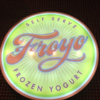 Photo taken at Froyo by Cheryl S. on 9/26/2013