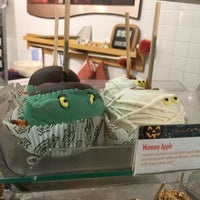 Photo taken at Rocky Mountain Chocolate Factory by J.M. M. on 10/30/2015
