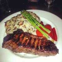 Photo taken at The Keg Steakhouse + Bar - Keg Mansion by Shay F. on 3/24/2013