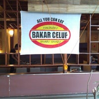 Photo taken at Bakar Celup All You Can Eat by Glen S. on 2/13/2013