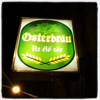 Photo taken at Osterbräu by Balázs S. on 4/27/2013