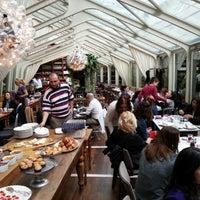 Photo taken at The House Café by Hüseyin Kerem Y. on 11/9/2012