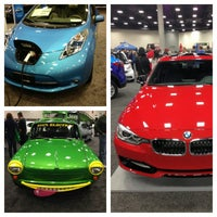 Photo taken at San Diego International Auto Show by San Diego A. on 12/27/2012