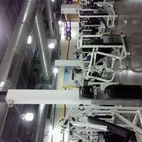 Photo taken at LA Fitness by Nurse Danielle F. on 12/18/2012
