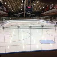 Photo taken at David S. Ingalls Rink by Peter D. on 2/2/2013