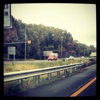 Photo taken at I-66 - Arlington / Fairfax County by Dan S. on 10/19/2012