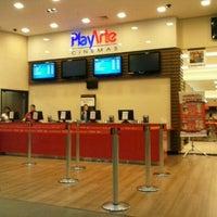 Foto tirada no(a) PlayArte Cinemas por Andrea K. em 9/19/2012