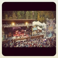 Photo taken at Telluride Blues and Brews Festival by Telluride B. on 10/29/2012
