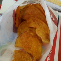 Photo taken at Arby's by Mike D. on 7/25/2013