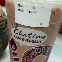 Photo taken at Chatime by Ziyaa O. on 7/20/2015