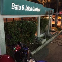 Photo taken at PETRONAS Station by Mr. K. on 1/16/2015