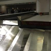 Photo taken at Baggage Claim by Joe M. on 1/1/2013