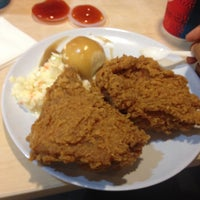 Photo taken at KFC by wan h. on 2/29/2016