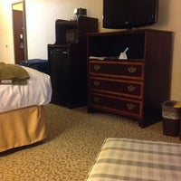 Photo taken at Holiday Inn Express & Suites Conroe I-45 North by Andy D. on 9/23/2013